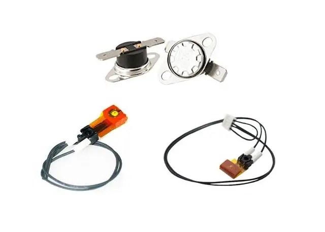 Термостат, термистор, термодатчики. Товары и услуги