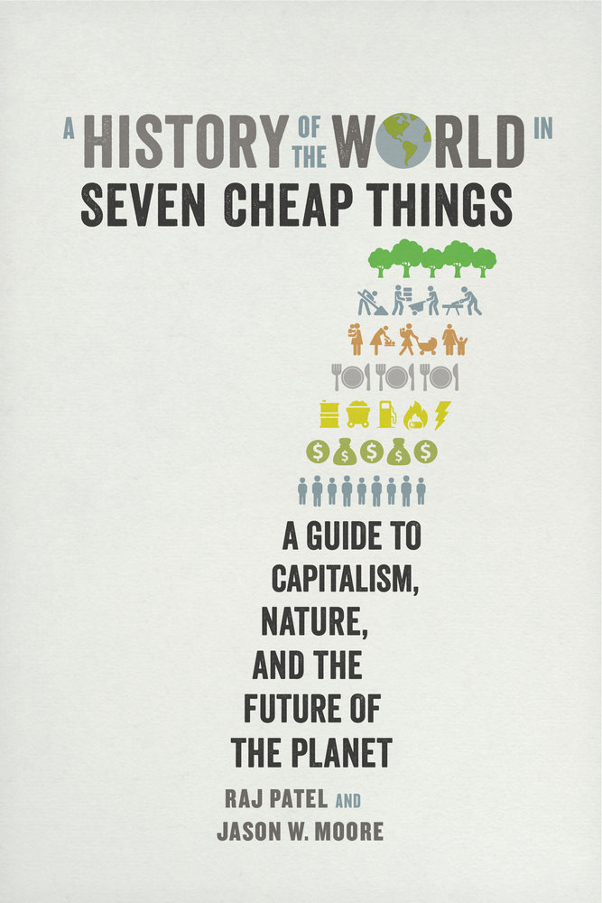 A History of the World in Seven Cheap Things by Raj Patel