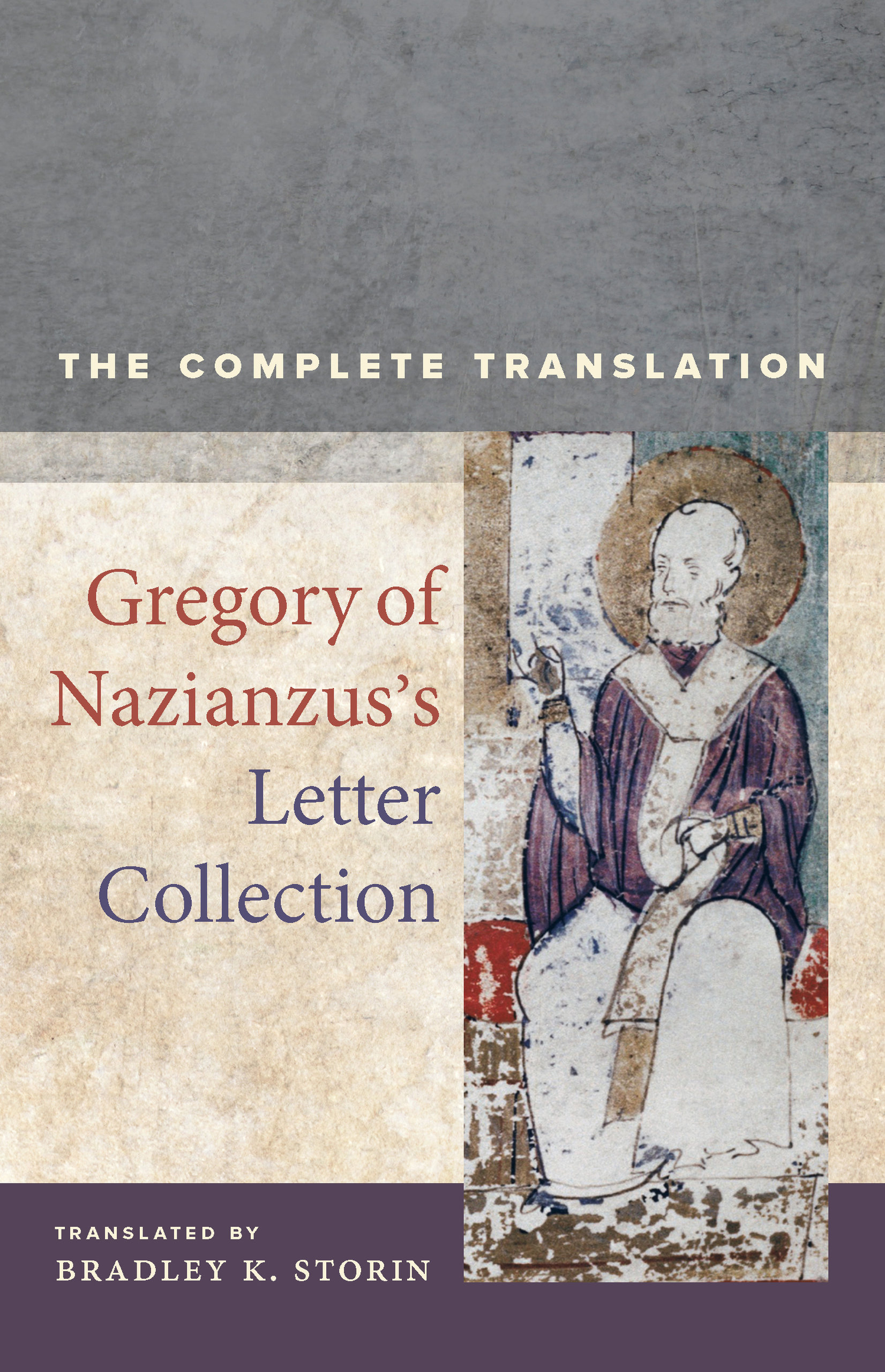 Acquisitions Editor Cover Letter Gregory Of Nazianzus S Letter Collection By Gregory Of Nazianzus