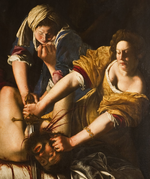 Judith Beheading Holofernes  Artworks  Uffizi Galleries