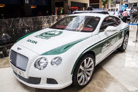 Most Expensive Police Cars