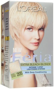 l'al feria extra bleach blonde