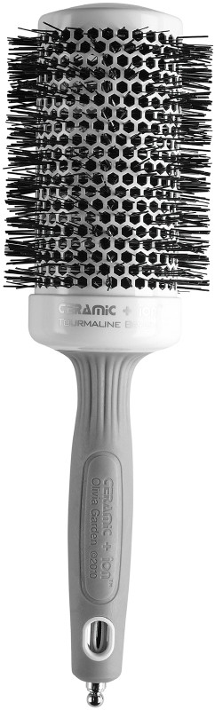 ceramic ion thermal hairbrush