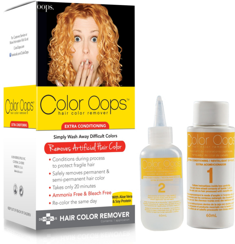 12 Amazing Hair Color Remover Products You Can Use At Home