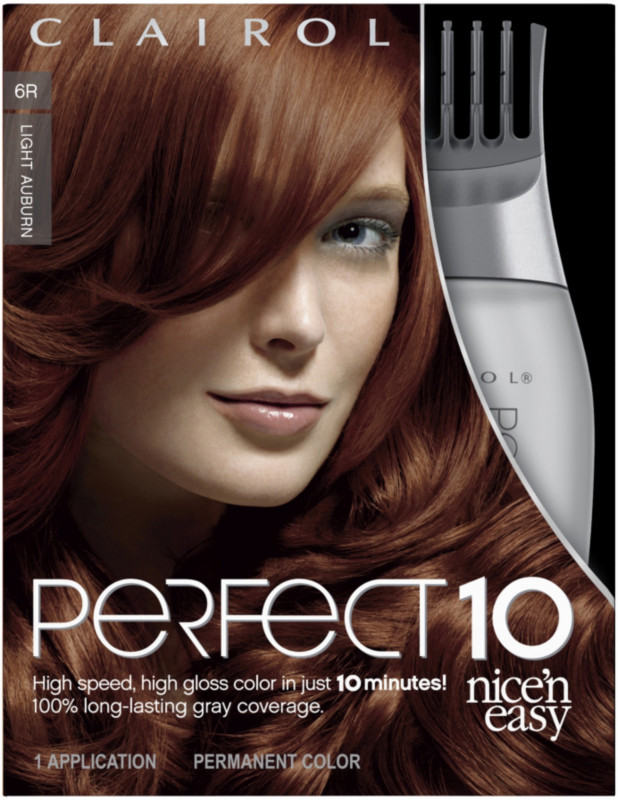 perfect 10 nice ' easy hair color