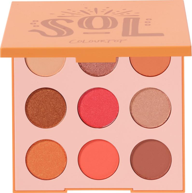 sol pressed powder eyeshadow