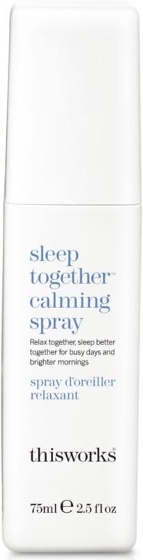 sleep together calming spray