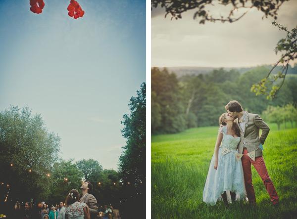 boda en el campo