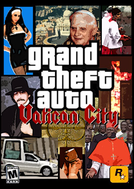 Grand Theft Auto Vatican City  Uncyclopedia the content