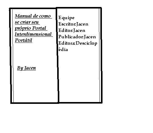 Deslivros:Como criar seu portal dimensional portátil em 10