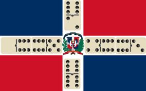 Bandeira da Repblica Dominicana  Desciclopdia