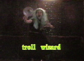 A troll wizard from the parody video Battles on the Astral Plane