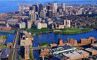 Photo overview of Boston, Massachusetts