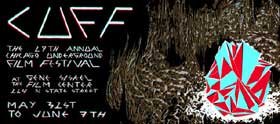 19th annual Chicago Underground Film Festival logo