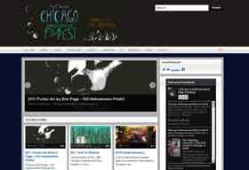 Chicago Underground Film Festival website