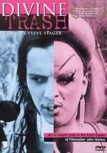 DVD cover featuring John Waters and Divine