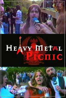 DVD cover featuring drunk people at an outdoor party