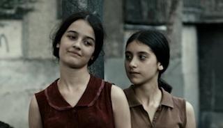 Two 14-year-old Georgian girls