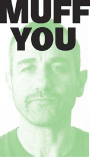 Melbourne Underground Film Festival green face
