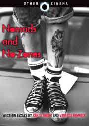 DVD cover featuring a tattooed woman wearing Converse sneakers