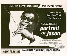 Portrait of Jason movie poster