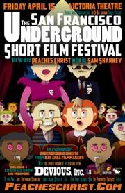 San Francisco Underground Short Film Festival