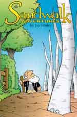 The Sandwalk Adventures #1