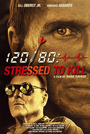 Movie poster featuring Armand Assante and Bill Oberst Jr.