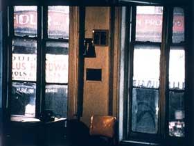 Film still of Wavelength by Michael Snow