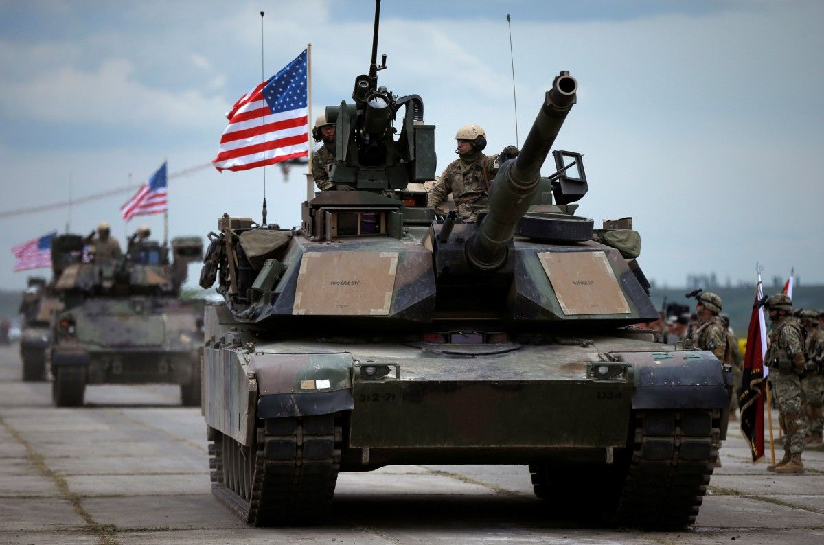 U.S. Army beefs up its footprint in Germany - media | UNIAN
