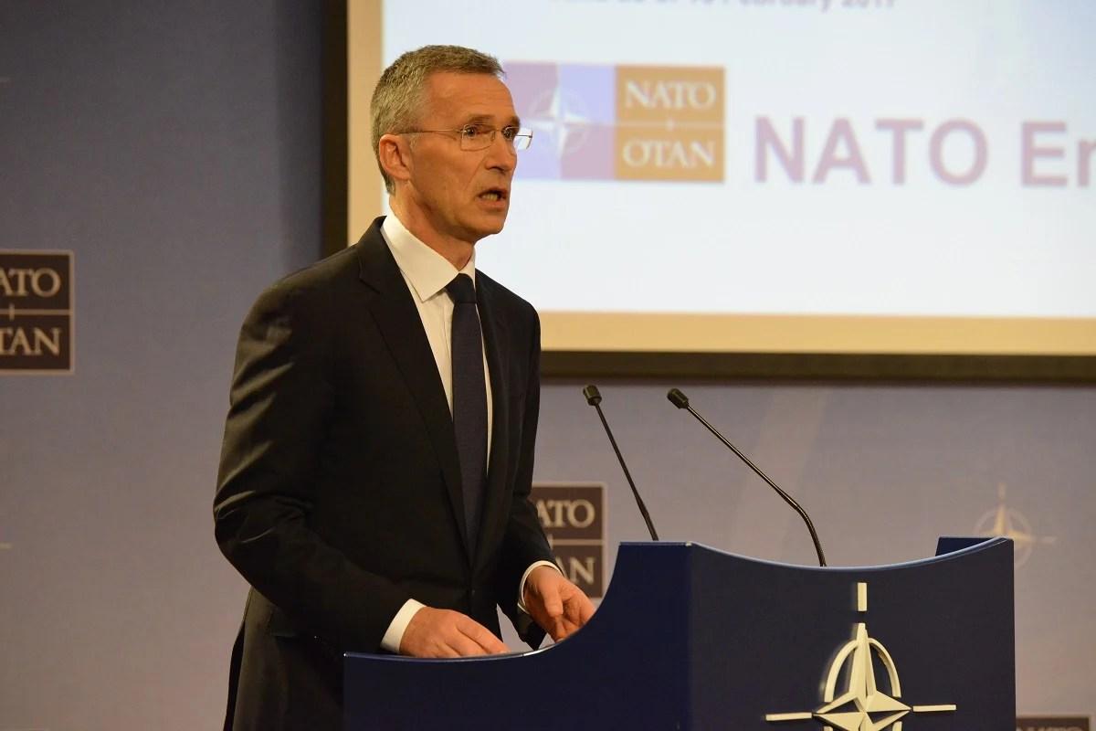 Картинки по запросу Генеральний секретар НАТО Й.Столтенберґ