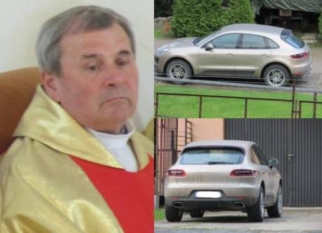 У Польщі обурені прихожани змусили священика продати свій Porsche