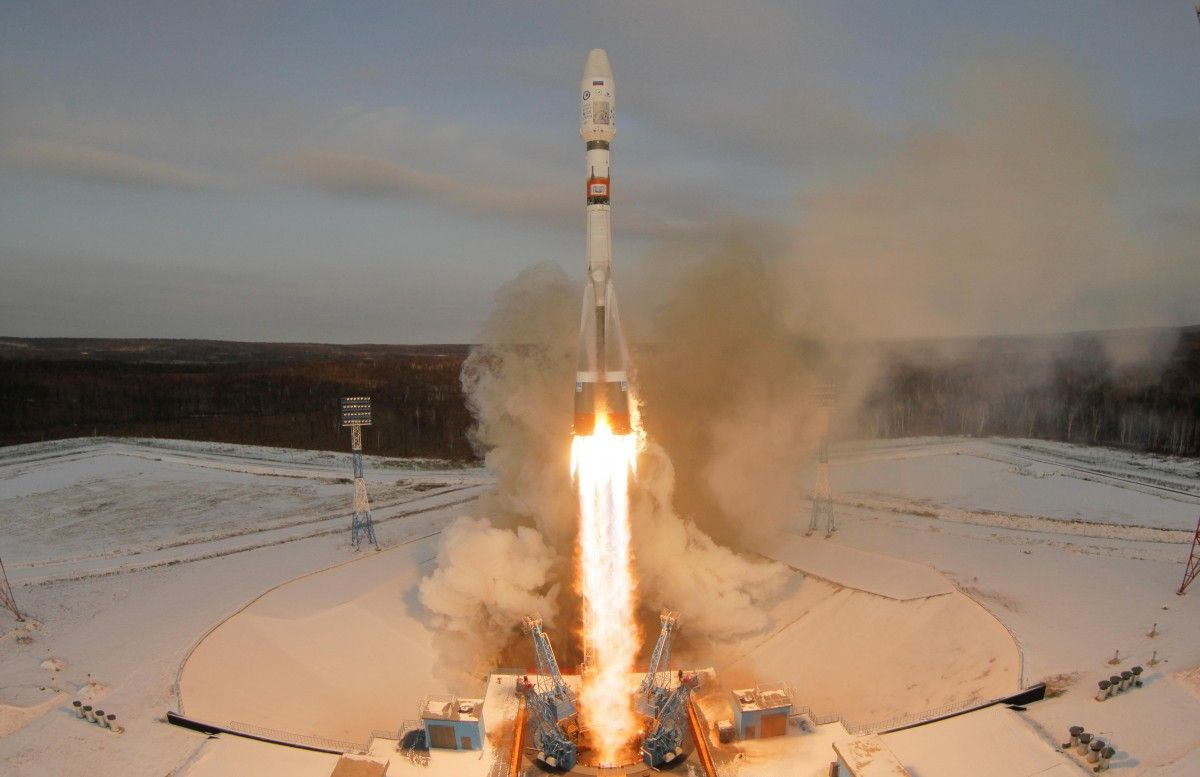 Contact Lost With Russia S Meteor M Satellite Amid Fears Of Launcher S Failed Cruise Engine