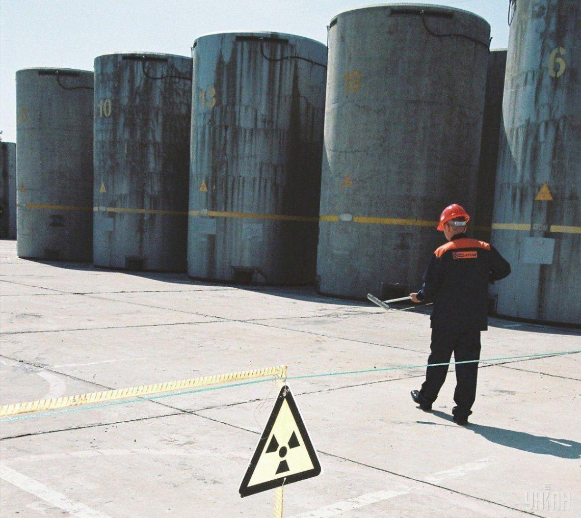 Отработавшее ядерное топливо с украинских АЭС заедет в ЦХОЯТ уже в мае 2021 года / фото УНИАН