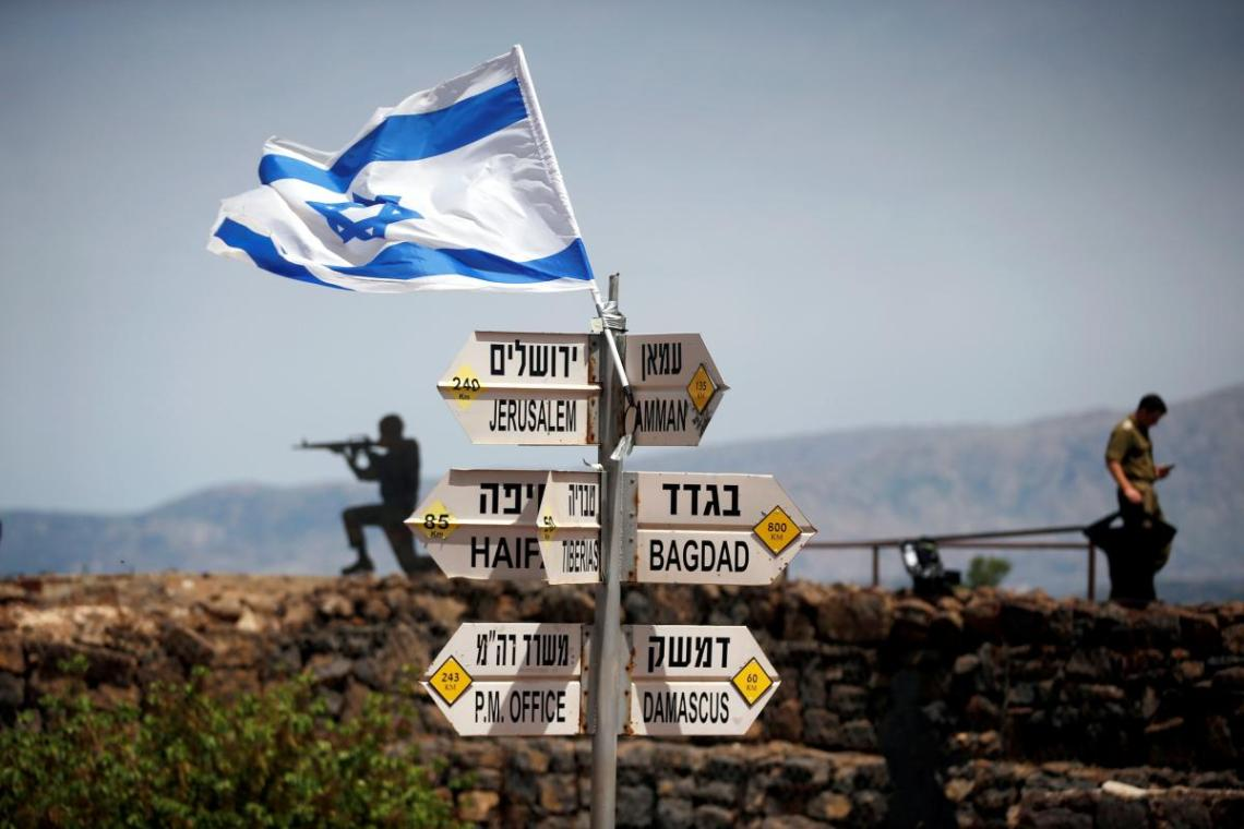 """В Израиле к """"красной зоне"""" отнесли все страны мира / REUTERS"""