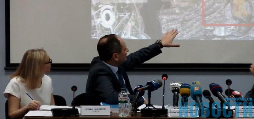 У Донецьку і Макіївці через затоплення шахт просідає ґрунт / фото dnews.dn.ua