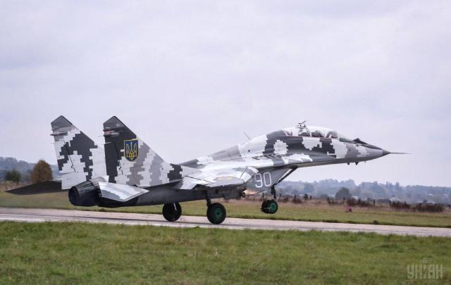Истребитель МиГ-29 / фото УНИАН