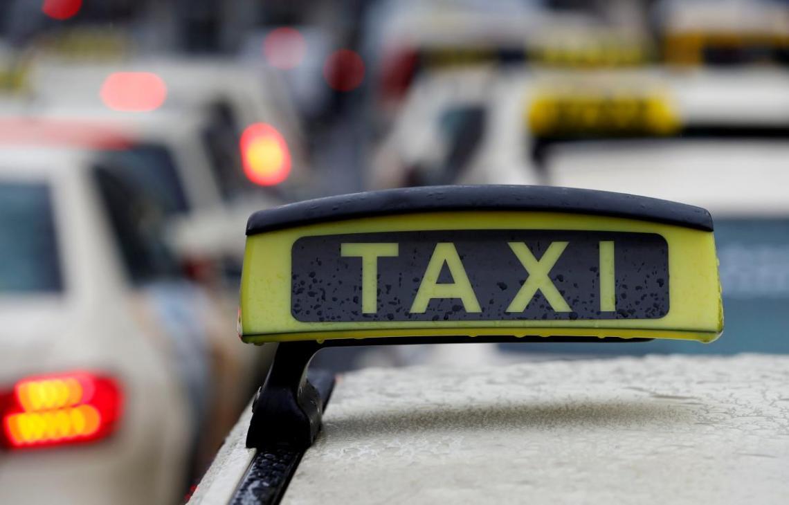 В Киеве подорожал проезд в такси / Иллюстрация REUTERS