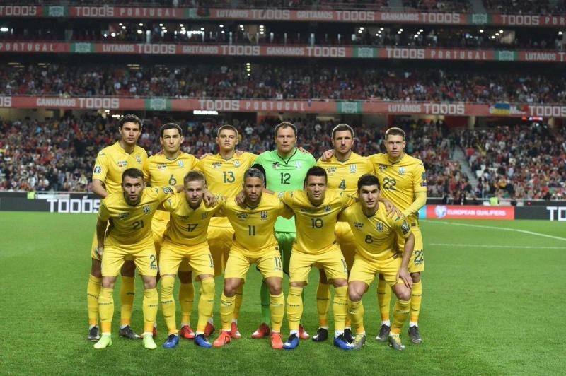 Сборная Украины проведет третий матч в отборе на Евро-2020 / фото: УАФ
