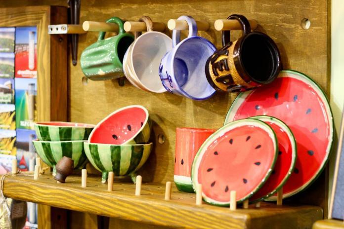 Туристическая кофейня ХерсON в Херсоне / Фото Департамент туризма и курортов Херсонской ОГА