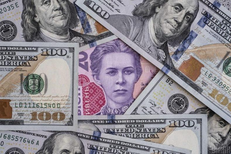 Hryvnia weakens to U.S. dollar on November 23 / Photo from UNIAN
