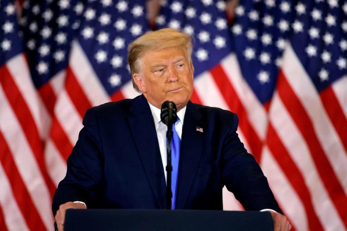 """Трамп заявил, что у него """"украли"""" 2,7 миллиона голосов / фото REUTERS"""