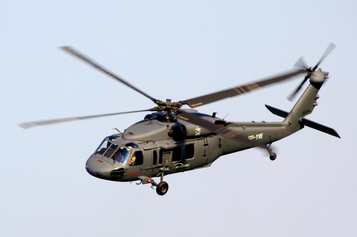 Причиной крушения вертолета UH-60 Black Hawk называют технический сбой/ фото wikipedia