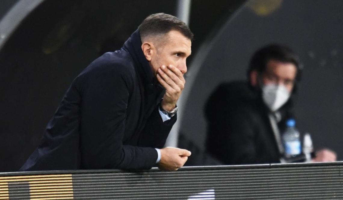 Шевченко прокомментировал жеребьевку отбора на ЧМ - 2022 / фото REUTERS