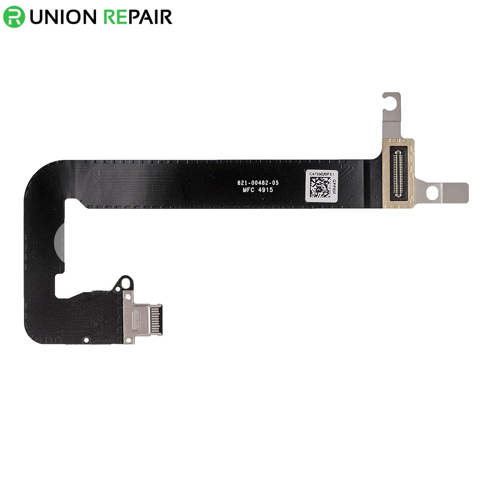 16075 usb c connector ribbon cable for macbook 12 retina a1534 early 2016 1 jpg t 1559810291 [ 1000 x 1000 Pixel ]