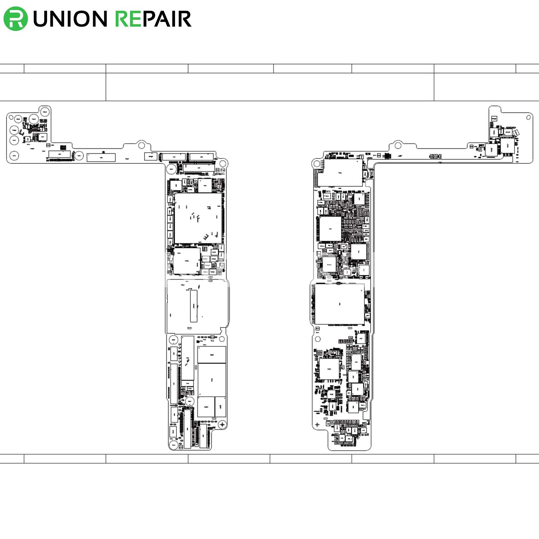 medium resolution of qualcomm version schematic diagram searchable pdf for iphone 8 plus rh unionrepair com schematic diagram iphone
