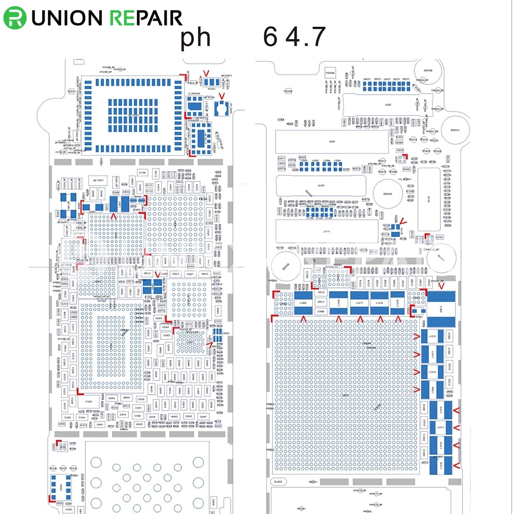 small resolution of schematic diagram searchable pdf for iphone 6 6p 5s 5c 5 4s 4 pdf rh unionrepair