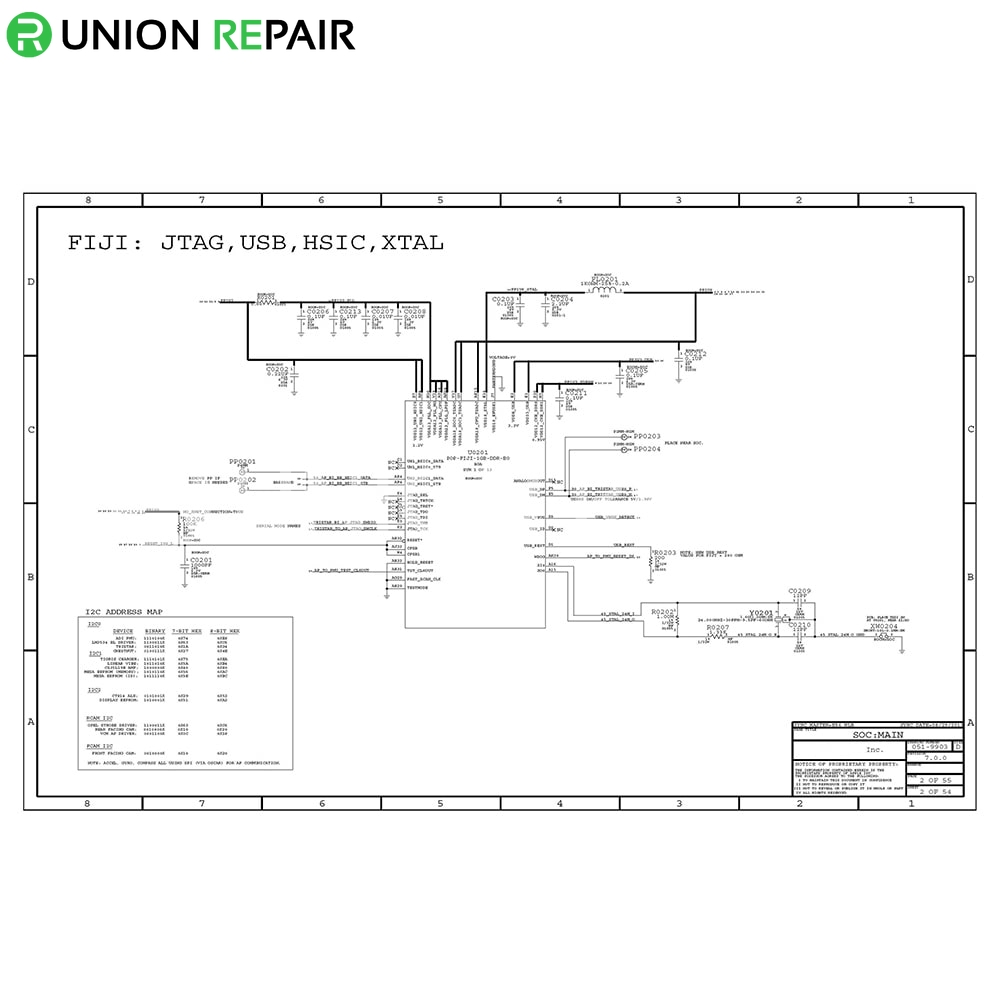 schematic diagram searchable pdf for iphone 6 6p 5s 5c  [ 1000 x 1000 Pixel ]