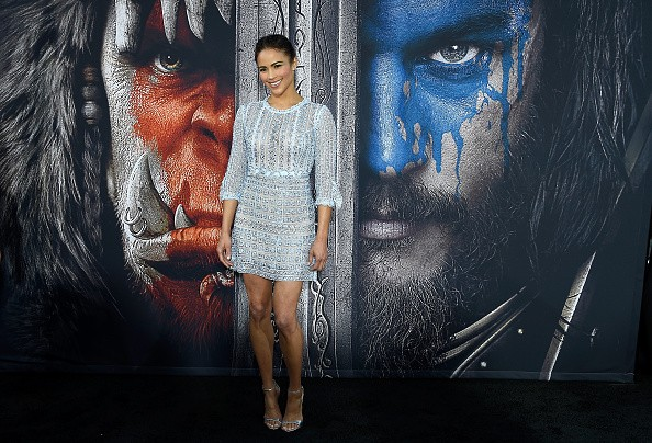 Premiere Of Universal Pictures' 'Warcraft' - Arrivals