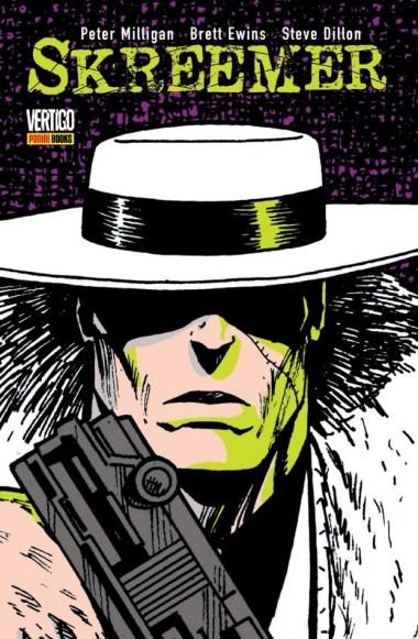 Skreemer, o insuportável destino de uma era   Quadrinhos   Revista Ambrosia